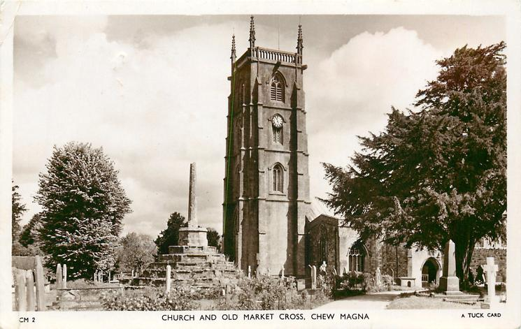 CHURCH AND OLD MARKET CROSS