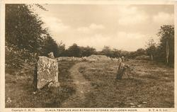 CLAVA TEMPLES AND STANDING STONES
