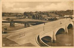 CARMARTHEN  bridge
