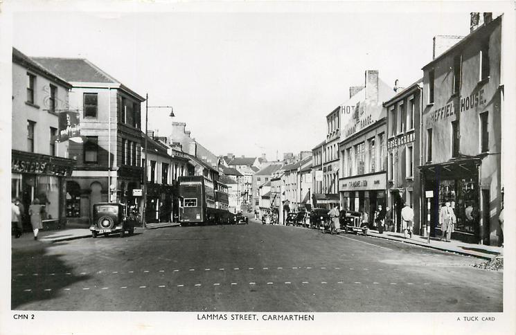 LAMMAS STREET
