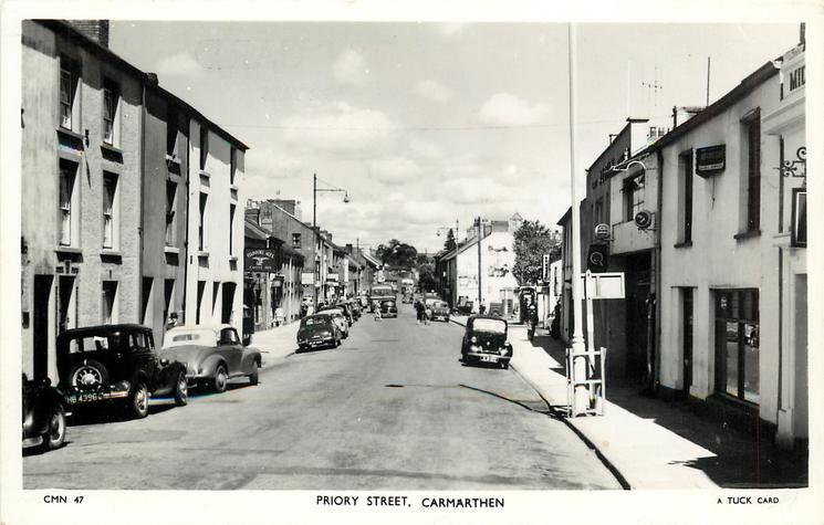 PRIORY STREET