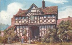 THE GATE HOUSE, STOKESAY