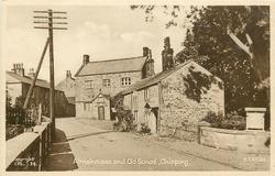 ALMSHOUSES AND OLD SCHOOL