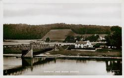 CAPUTH AND RIVER BRIDGE