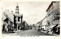 FORE STREET AND TOWN HALL