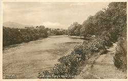 RIVER EARN AND LADY MARY'S WALK