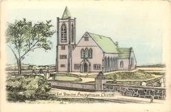 1ST. DUNBOE PRESBYTERIAN CHURCH