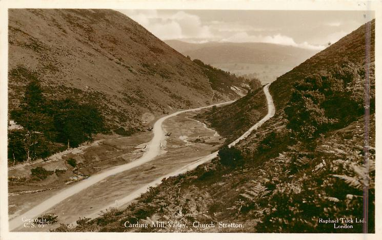 CARDING MILL VALLEY no cars