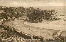 COLDINGHAM SANDS AND JOCK'S NOSE