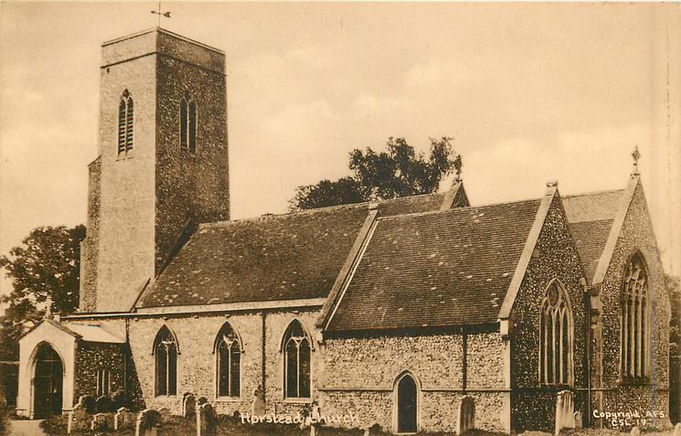 HORSTEAD CHURCH