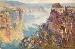 NEAR MT. VICTORIA
