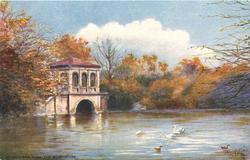 BIRKENHEAD PARK, THE BOATHOUSE