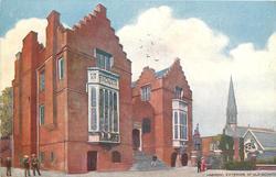 EXTERIOR OF OLD SCHOOL