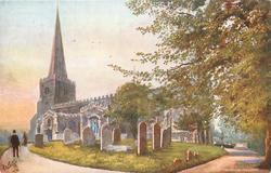 HARROW CHURCH