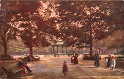 BANDSTAND FROM AVENUE
