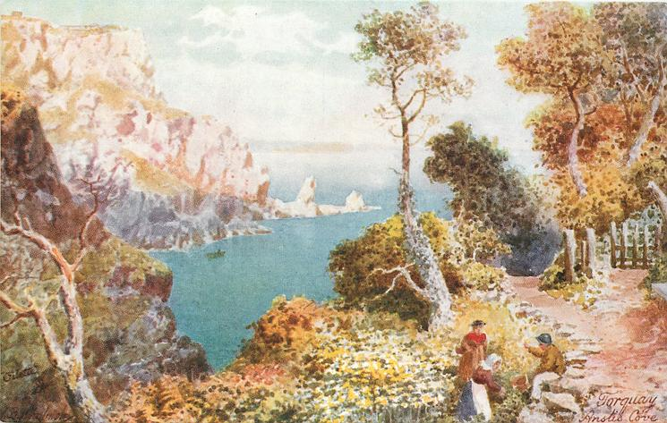 ANSTIS COVE (Anstey's Cove)