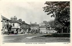 COCKERTON VILLAGE, DARLINGTON