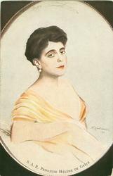 S.A.R. PRINCESSE HELENE DE GRECE