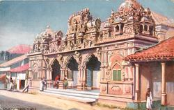 COLOMBO, HINDOO TEMPLE