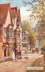 THE KING'S HEAD, CHIGWELL