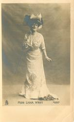 MISS LYDIA WEST