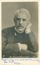 SIR SQUIRE BANCROFT