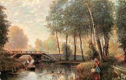 THE PRUSSIANS' BRIDGE