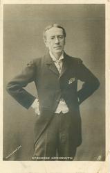 MR GEORGE GROSSMITH