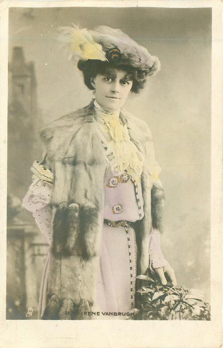 MISS IRENE VANBRUGH