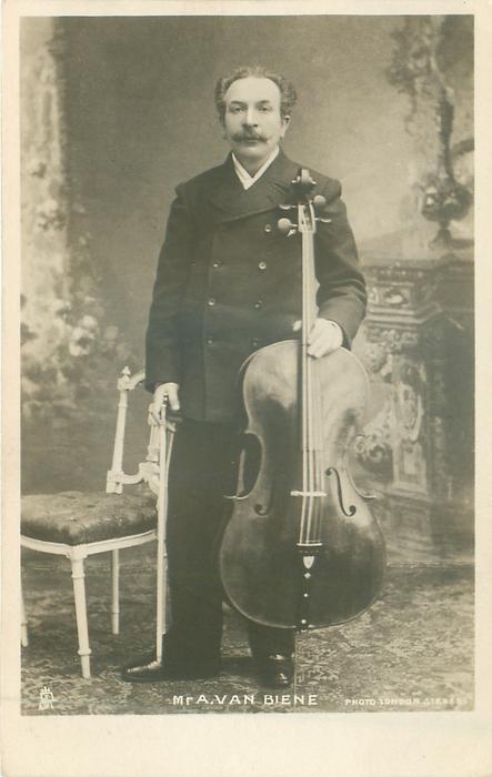 MR A. VAN BIENE