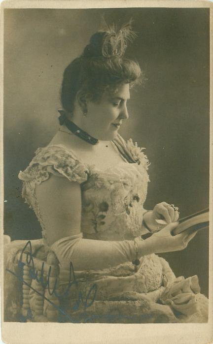 MADAME BELLE COLE