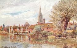 ABINGDON CHURCH