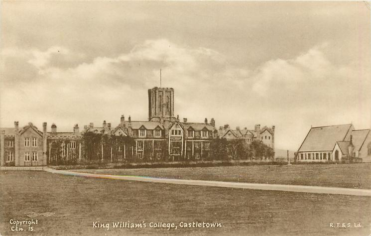 KING WILLIAM'S COLLEGE