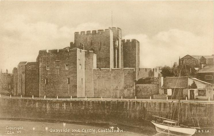 QUAYSIDE AND CASTLE