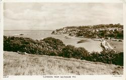 CLEVEDON FROM SALTHOUSE HILL