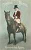 FRANCOIS DER KLEINE  midget on horseback