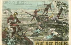 AUF DER HALLIG under-water spectacle