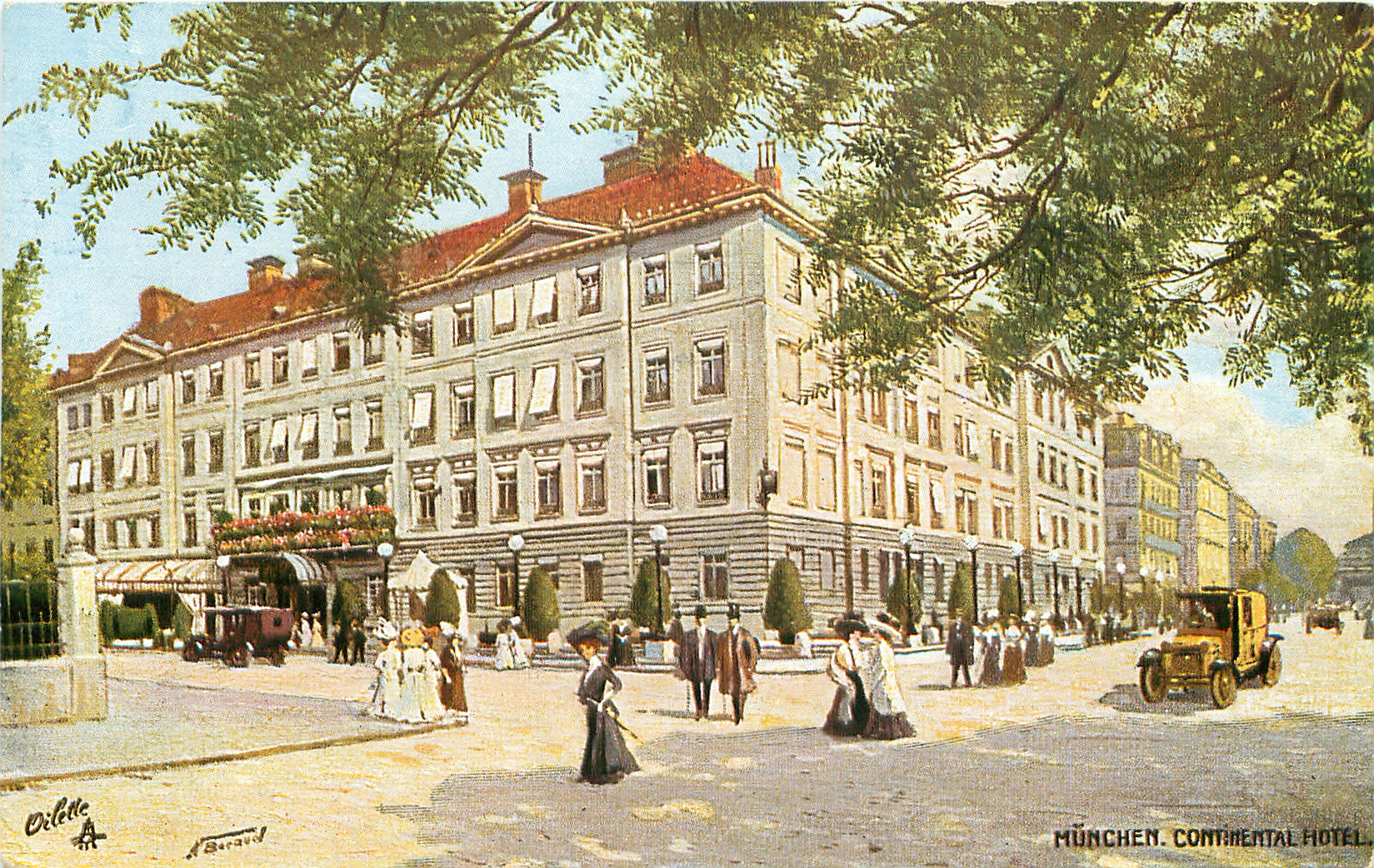 Hotel In Munchen An Der Messe