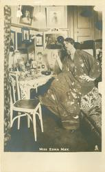 MISS EDNA MAY
