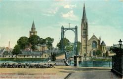 GREIG ST. SUSPENSION BRIDGE AND FREE NORTH AND ESTABLISHED HIGH CHURCH