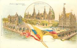 AUSTRIAN PALACE, RUSSIAN PALACE, BELGIAN PALACE