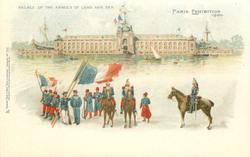 PALACE OF THE ARMIES OF LAND AND SEA