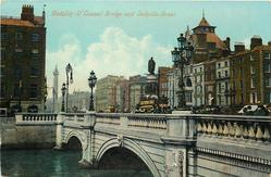O'CONNELL BRIDGE AND SACKVILLE STREET