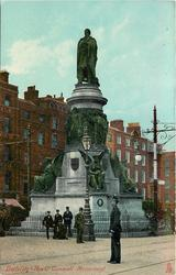 THE O'CONNELL MONUMENT