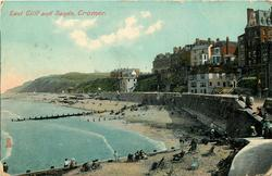 EAST CLIFF AND SANDS