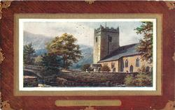 GRASMERE CHURCH