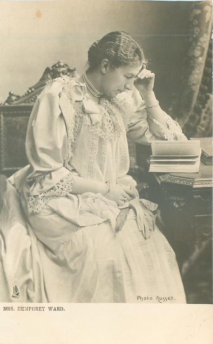 MRS. HUMPHREY WARD