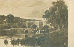 BAKEWELL BRIDGE