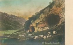 THE DOVEHOLES, DOVEDALE