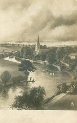 THE RIVER, STRATFORD-ON-AVON